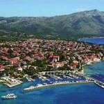 Orebic - marina